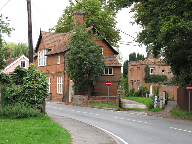 The Parish Rooms near ford