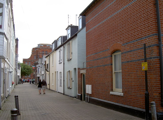 Hope Street, Weymouth