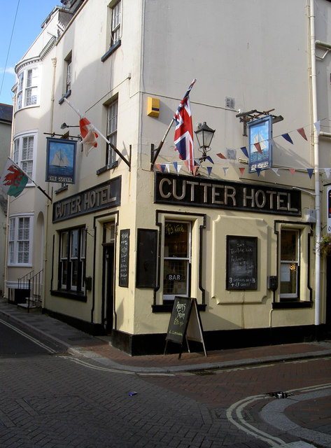 The Cutter Hotel, Weymouth