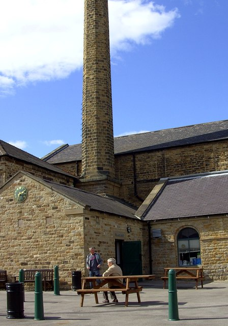 Ex foundry chimney