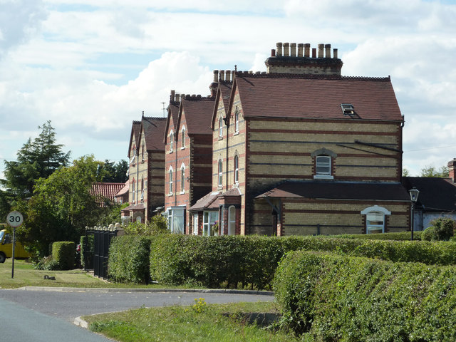 Old Trent Road houses