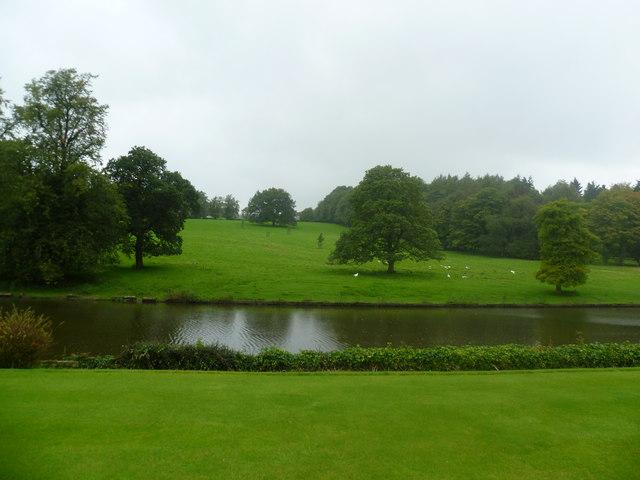 Parkland at Stonyhurst College