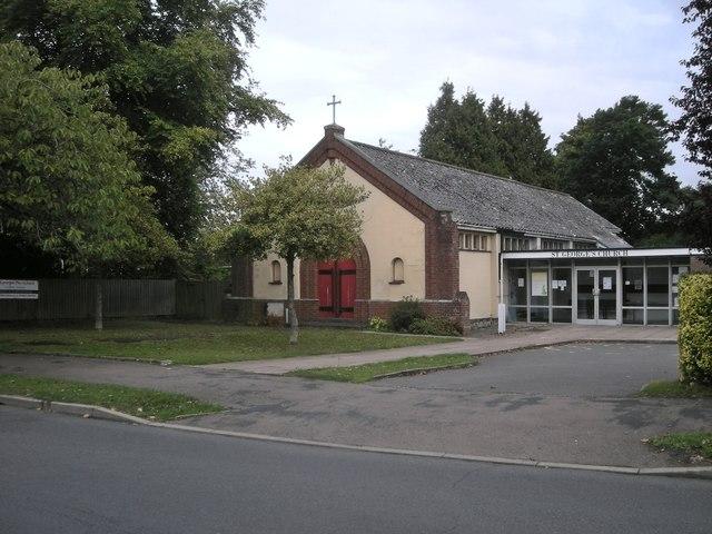 Rugby-Saint George's Church Hall
