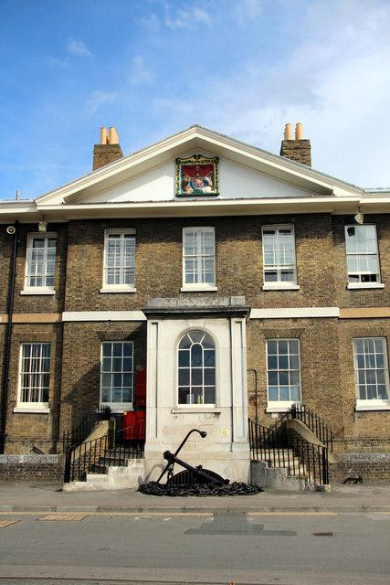 Admiral's Office, Chatham Historic Dockyard, Kent