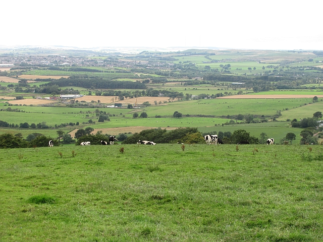 Slopes of the Bathgate Hills