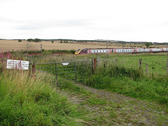 East Coast Main Line, Newham