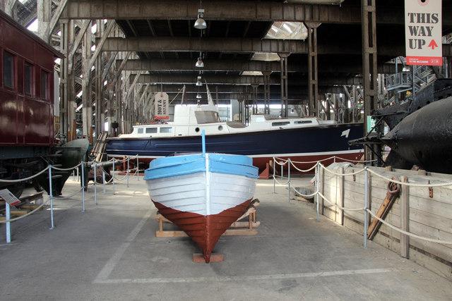 RNLI Museum, Chatham Historic Dockyard, Kent