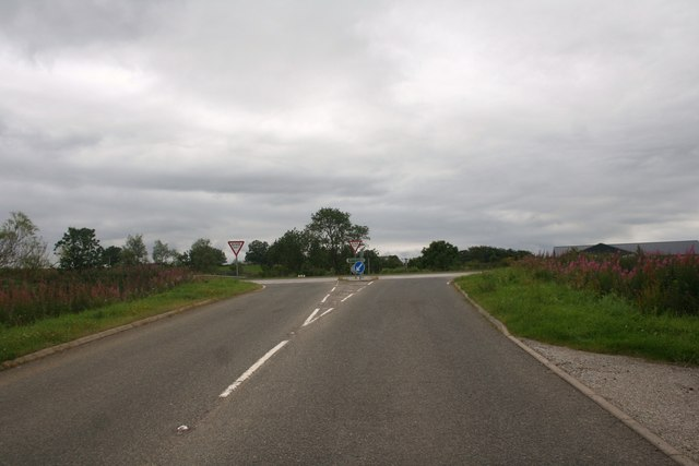 A96 Junction