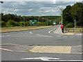 SK6177 : A57 cycleway by Richard Croft