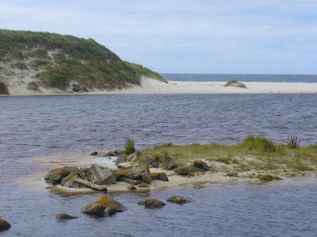 Estuary at Baile na Creige