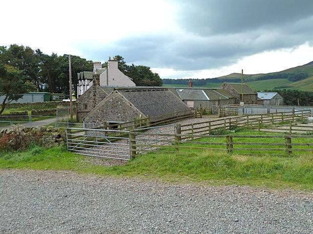 Castlelaw farm, Pentlands