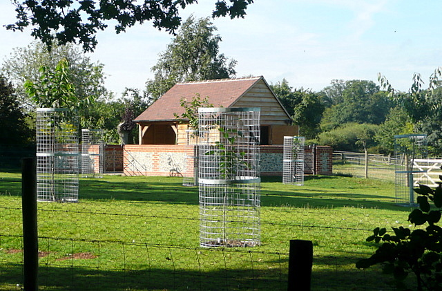 Building at Chalkhouse Green Farm