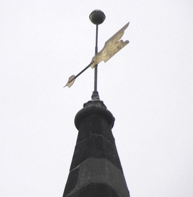 St John's Church, Buglawton- Weather vane