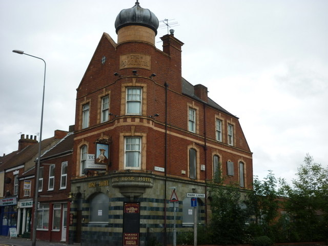 The Rose Hotel, Beverley Road, Hull