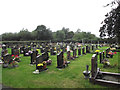 SJ8663 : St John's Church, Buglawton- Churchyard by Jonathan Kington