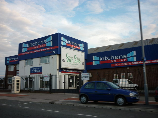 Kitchens On Tap, Hedon Road, Hull