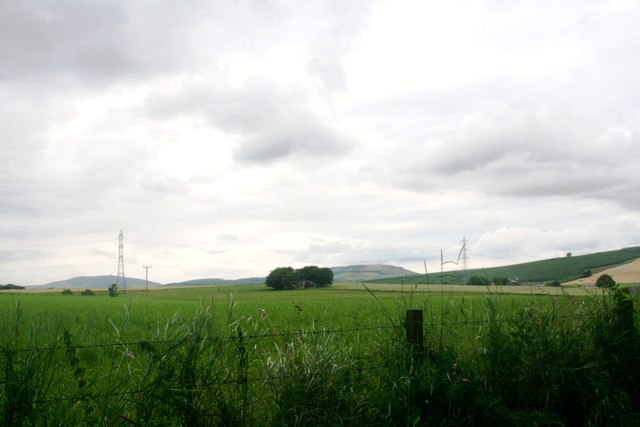Fields by Nether Tocher