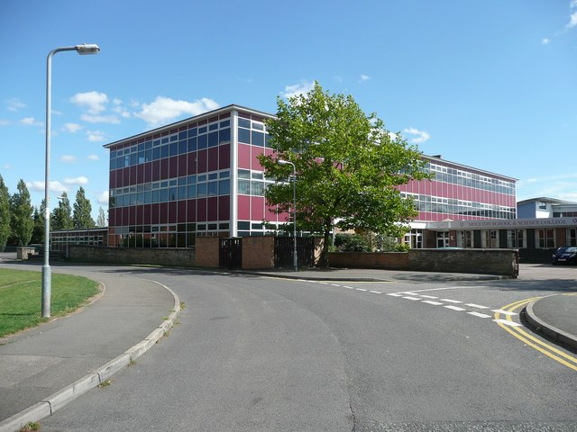 Part of Moulton College, Pound Lane