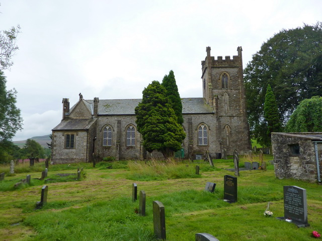 Church of St Mary the Virgin, Arkengarthdale