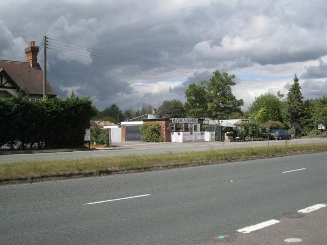 Manor Nurseries, A452 Kenilworth Road