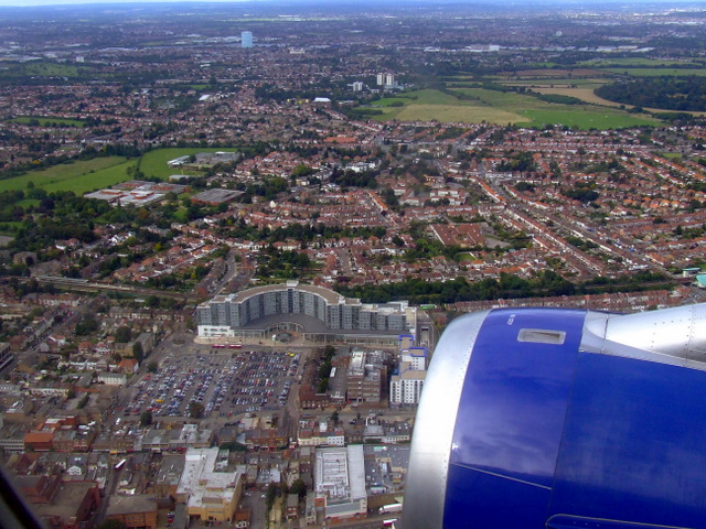 Hounslow from the air