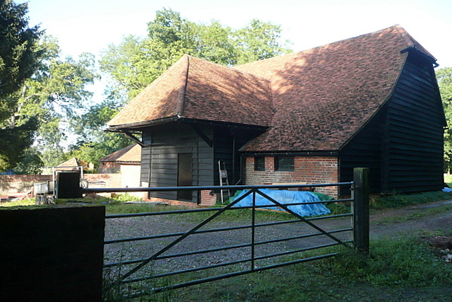 Building at Comp Farm