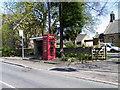 NZ2289 : Telephone box, Longhirst by Maigheach-gheal