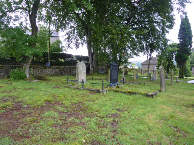 Church of St Mary the Virgin, Arkengarthdale, Graveyard