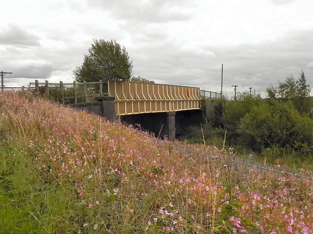 Railway Bridge, Oliver Fold