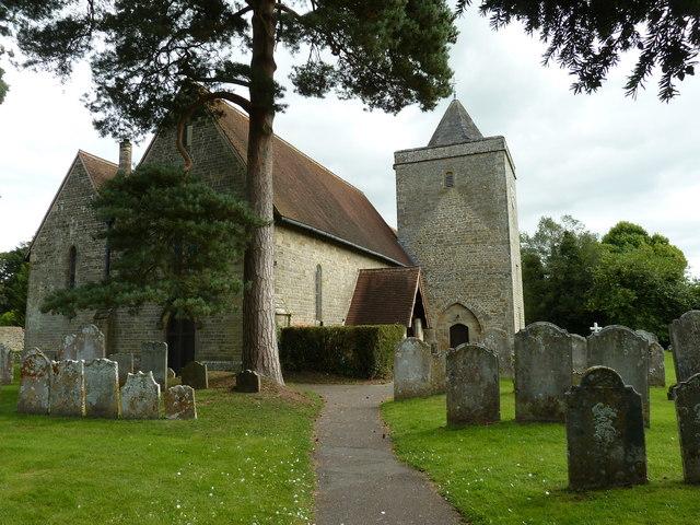 St James Church Stedham