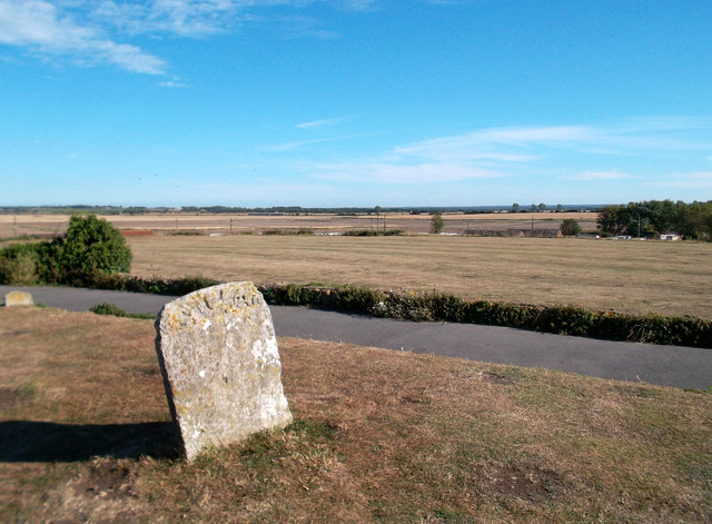 Inland from Reculver