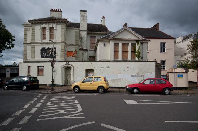 Riversvale, 21 Litchdon Street, Barnstaple