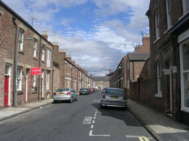 Willis Street - Heslington Road