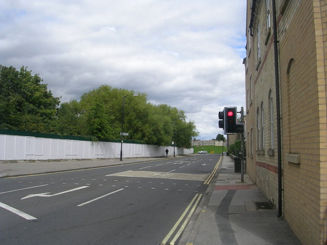 Barbican Road - viewed from Heslington Road