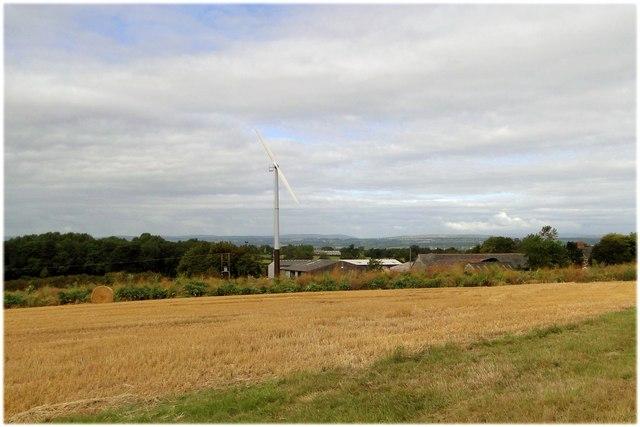 Wind Turbine, Devereux Wootton