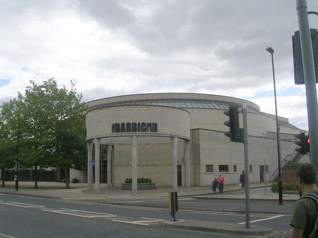 York Barbican - Paragon Street