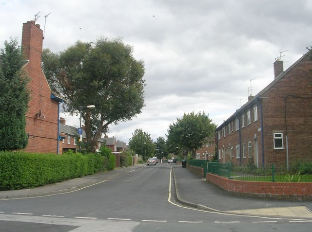 Long Close Lane - George Street