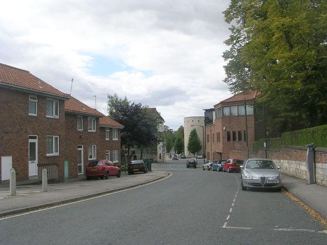 Lead Mill Lane - George Street