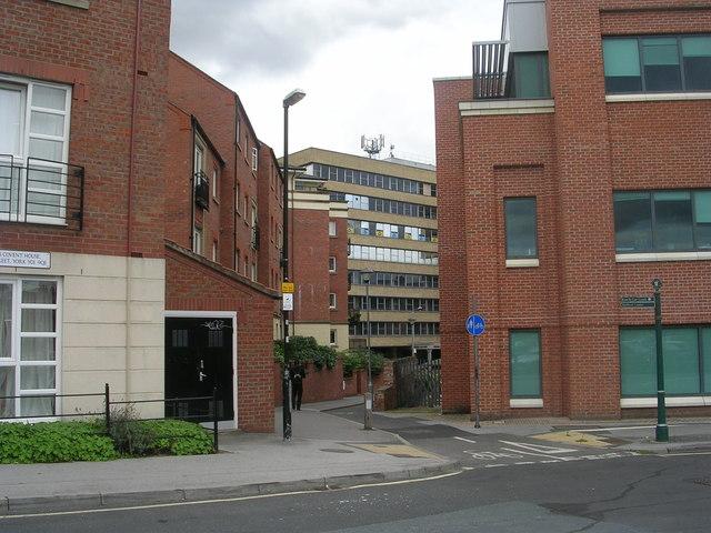 Dixon Lane - George Street