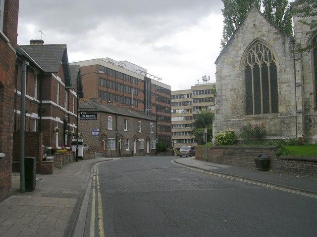 St Denys' Road - Walmgate