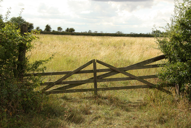 Meadow off Rampton Lane
