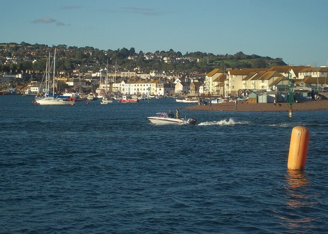 Mouth of the Teign