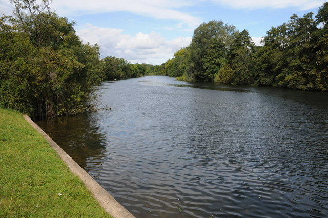 The Thames at Runnymede