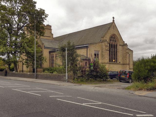 St Anne's Parish Church, Hindsford