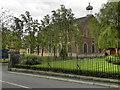 SD6703 : Chowbent Unitarian Chapel by David Dixon
