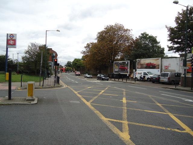 Harrow Road, Kensal Green