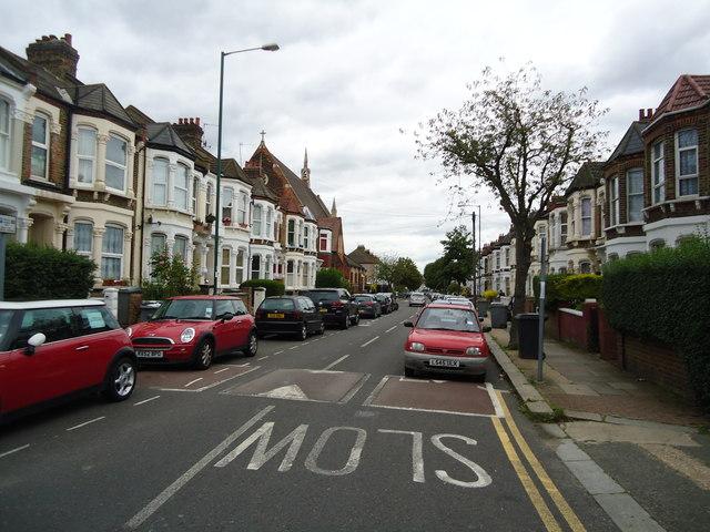 Mortimer Road, Kensal Green