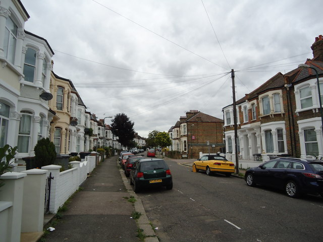 Linden Avenue, London NW10