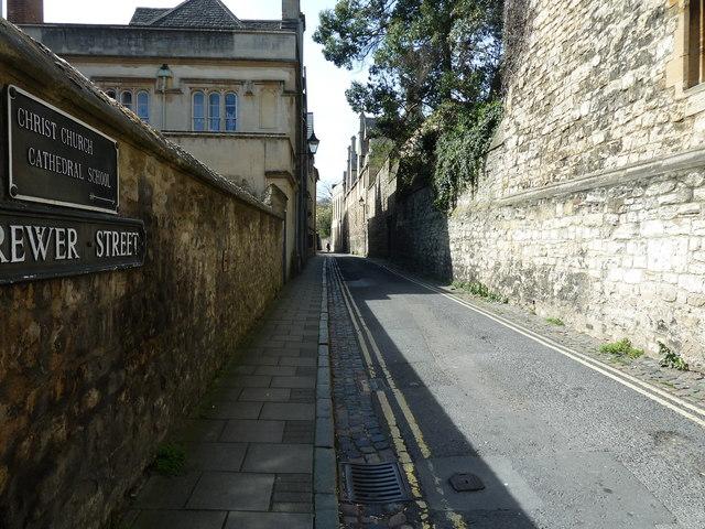 Shadows in Brewer Street