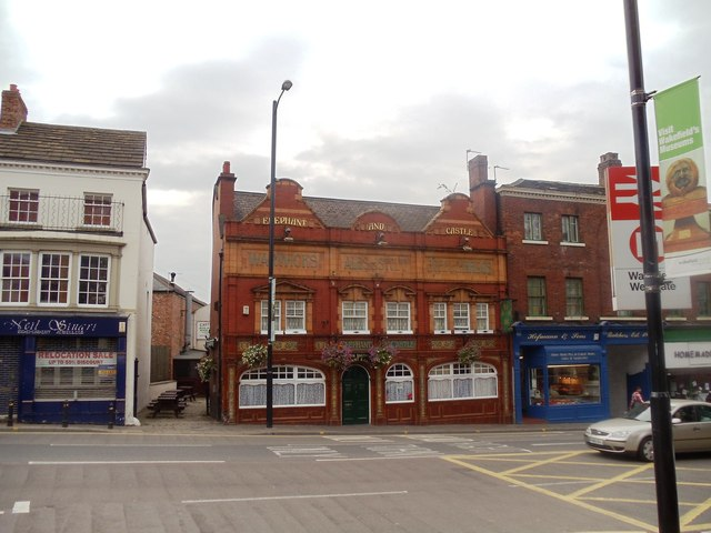 The Elephant and Castle Public House, Westgate, Wakefield